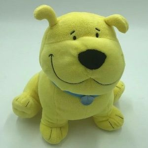 T-Bone Plush From Clifford The Big Red Dog Yellow